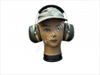 Chrániče sluchu Peltor H10A Bulls Eye III