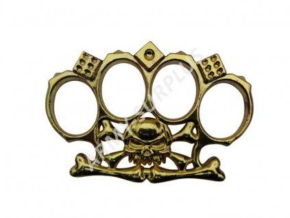 Boxer zlatý Hot Rod