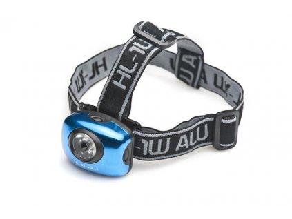 Čelovka MacTronic HL-1W ALU modrá