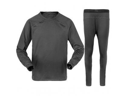Termo komplet triko,spodky Polartec original US Silkweight černé