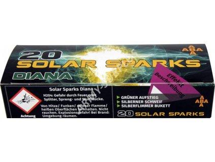 Světlice Diana ohňostrojový efekt světlo/zvuk pro plynové a signální pistole