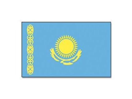 Vlajka Kazachstán 90x150cm č.188