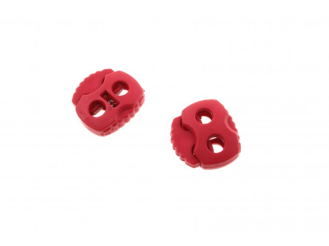brzdičky červené velké, 2 ks
