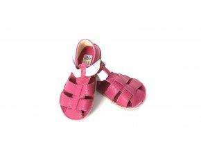 dětská letní barefoot obuv