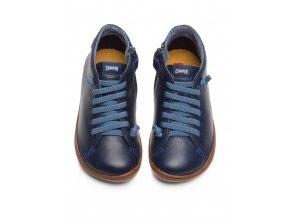 boty Camper Peu Dark Blue kotníčkové