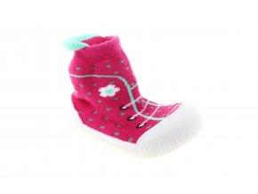 Ye ponožky se silikonovou podrážkou