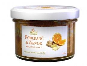 Grešík Pomeranč & Zázvor 215 g