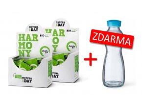 2x Harmony + láhev zdarma