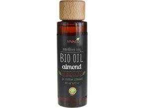 Vivaco Bio Mandlový olej 100 ml