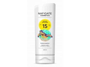 Nafigate Organic Sunscreen SPF15 200 ml