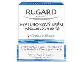 Rugard Hyaluronový krém - hydratační péče o obličej 50 ml