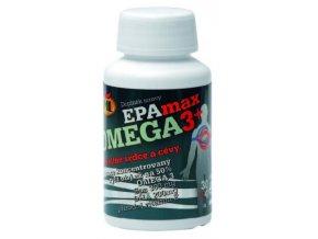 JML EPAmax Omega 3+ 30 kapslí + 4 kapslí ZDARMA