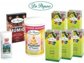 DR. POPOV Originální balíček produktů - Cukr