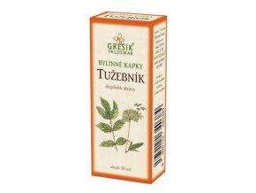 Grešík Tužebník bylinné kapky 50 ml