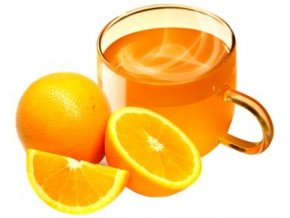 Hot and Cold Drink Pomeranč a skořice 1 ks