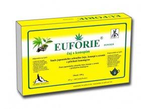Phoenix Monopol Euforie - čajová směs s konopím 100 g