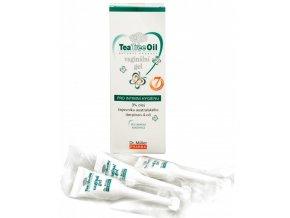 Dr. Muller Tea Tree Oil vaginální gel 7x7,5 g