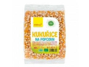 Wolfberry Bio Kukuřice na výrobu popcornu 250 g
