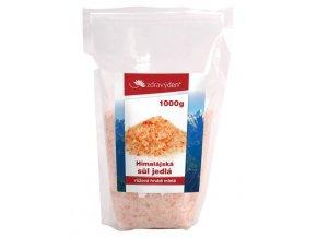 ZdravýDen® Sůl himalájská jedlá růžová jemně mletá 1000 g