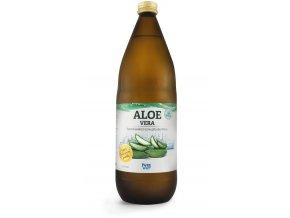 Pure Way Aloe vera 100% šťáva premium quality 1000 ml