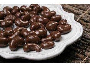 IBK Kešu v 53% hořké čokoládě 500 g