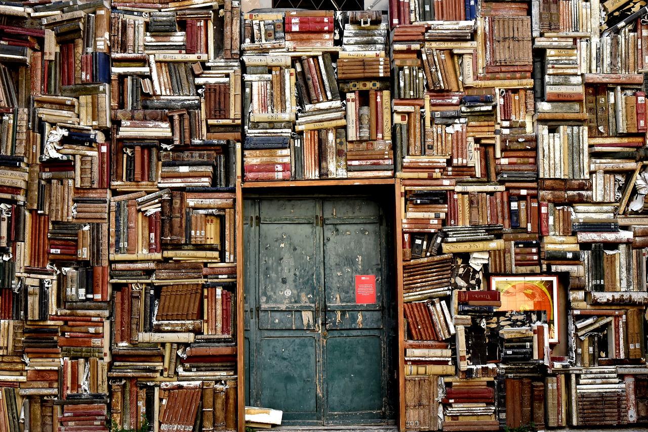 Nábytok pre knihomoľov: 10 inšpirácií