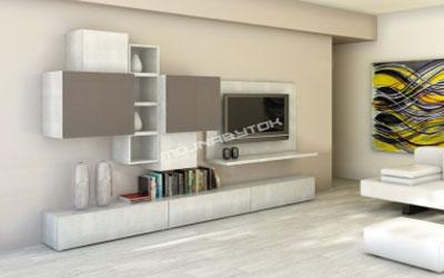 Obývacie steny moderné vs. Klasické