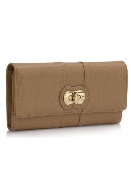 Peňaženka Lorna zemitá LSP1055